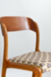 Chaise traineau