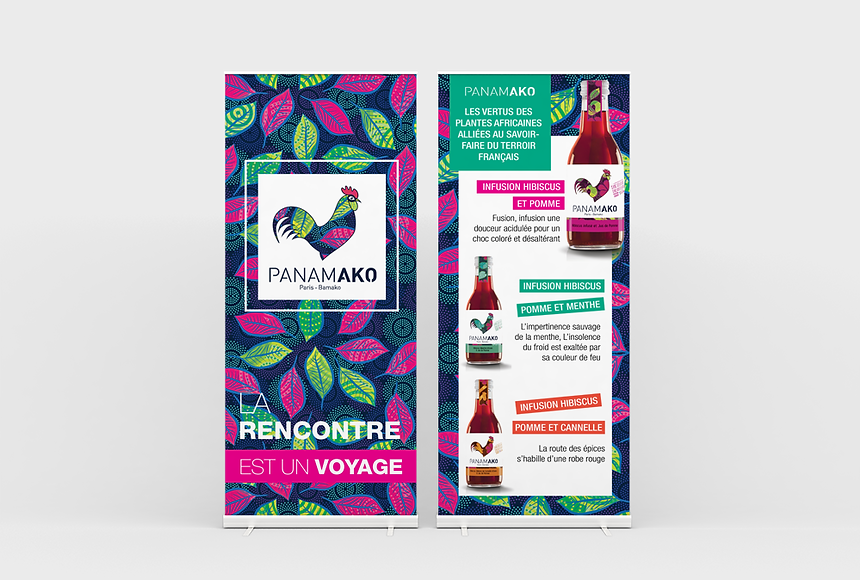 Roll-up Panamako