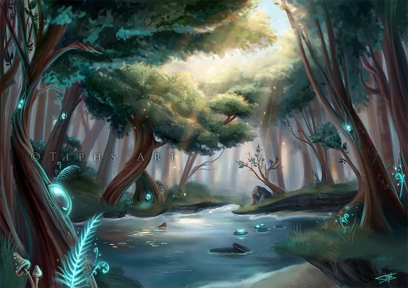 Forêt de Shilumi