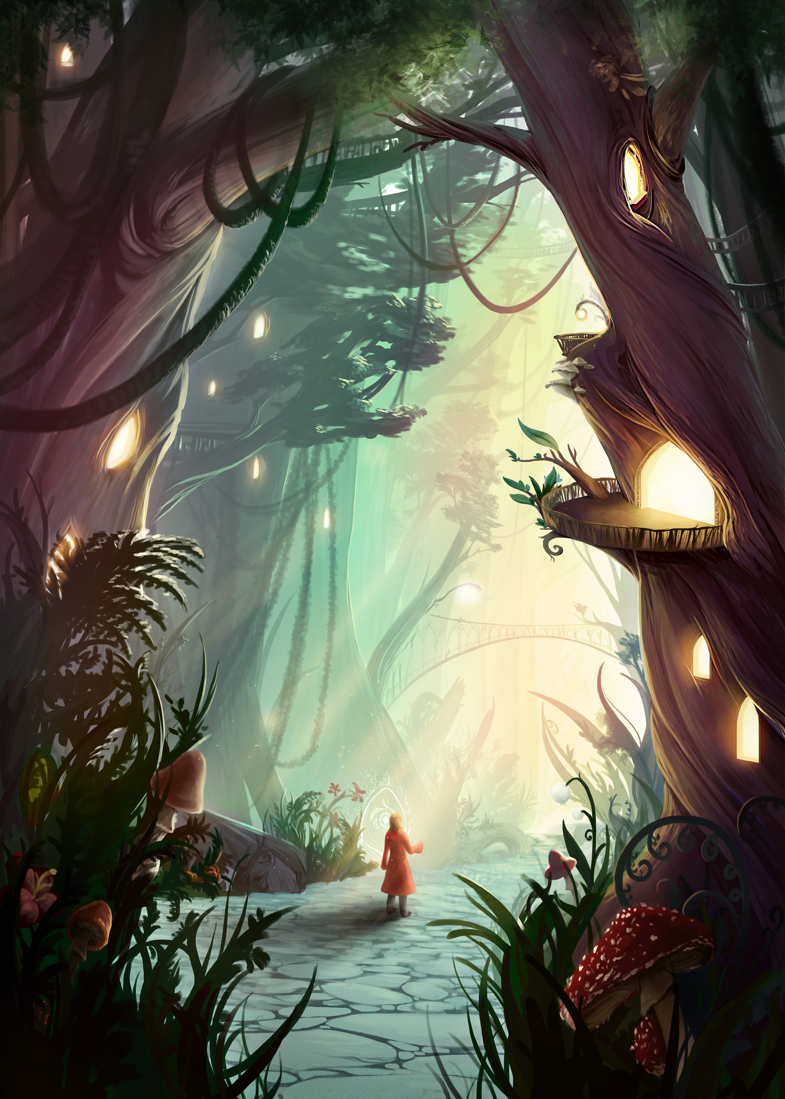 Forestelle, tome 1