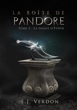 Pandore, tome 2 - 2016