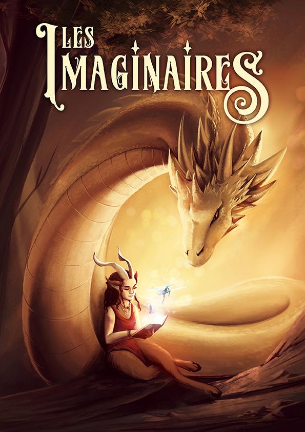 Affiche pour Les Imaginaires