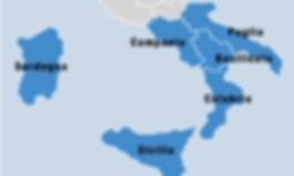 ricerca agenti Campania, Calabria, Pugli