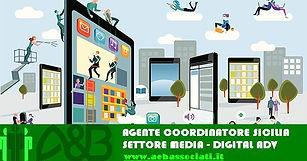 ricerca agenti pubblicità digitale