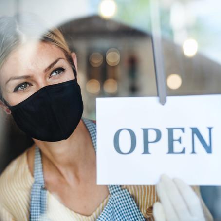 Decreto aperture: le novità per i venditori e le attività commerciali.
