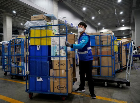 South Korea's Coupang operating loss shrinks by a third in 2019 as e-commerce surges