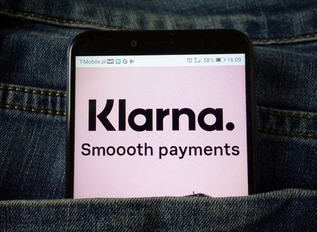 FinTech boom continues as Klarna is valued at over $10bln