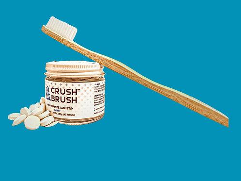 Crush n Brush Toothpaste tabs