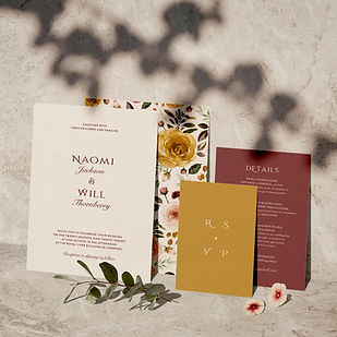juliet wedding stationery collection