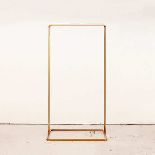 Tall Copper Stand