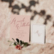 l'amore wedding stationery collection