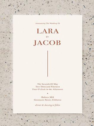 wedding invite invitation