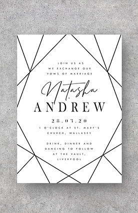 INVITE wedding stationery
