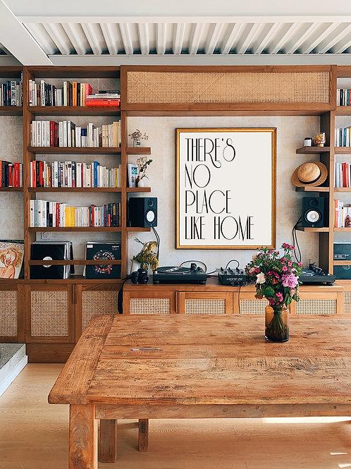 'Home' Art Print