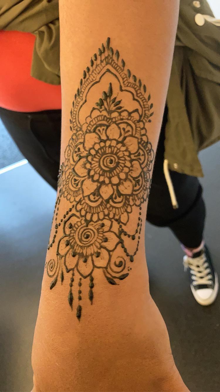 Medium Tattoo