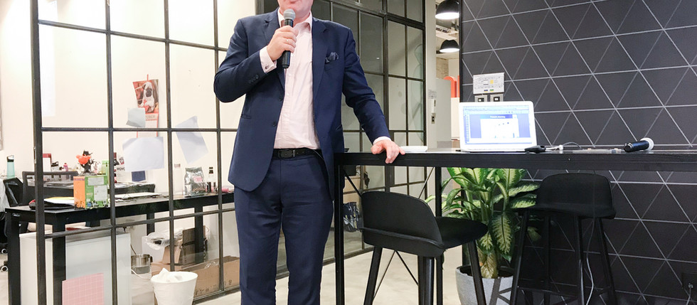 HK Event: The Power of FinTech Hubs