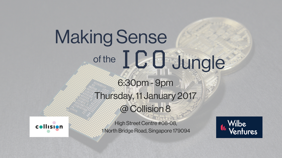 Blockchain Event in Singapore: Making Sense of the ICO Jungle