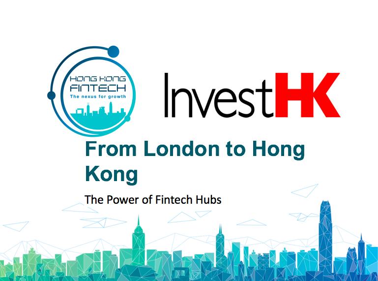 HK Event - Power of Fintech Hubs