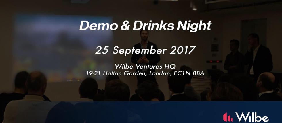 Demo & Drinks Night