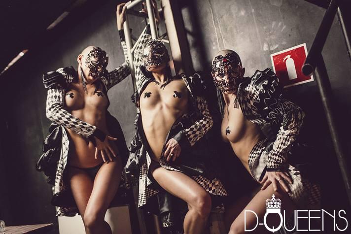 DQueens Show