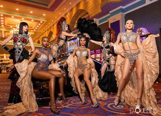 The Queens' wonders in Merit Casino Bulgaria