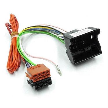 CABL AUTOR ISO MERCEDES E (W211)/SLK (R171) AUDIO10/20 QUADLOCK