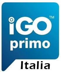 Mappa di navigazione iGo Primo ITALIA
