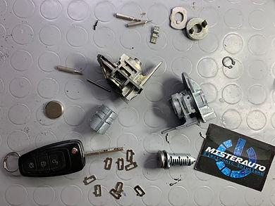 blocchetto Ford CMAX