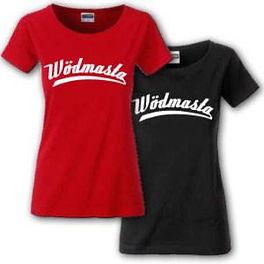 Wödmasta T Shirts