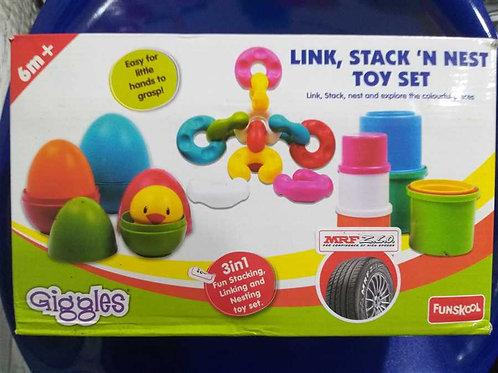 Link Stack N Nest Toy Set