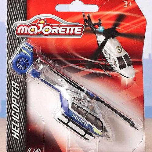 Majorette Helicopter+Asst