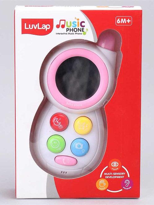 Musical Phone Pink