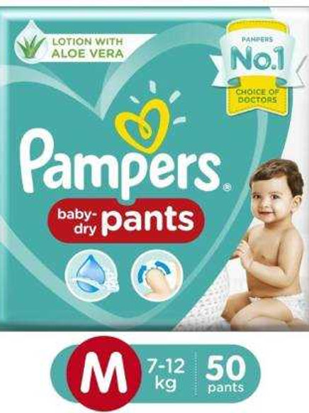 Pampers Pants M50