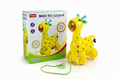 Nico The Giraffe