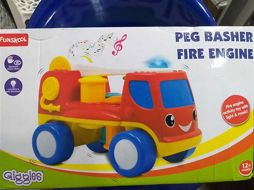 Peg Basher Fire Engine