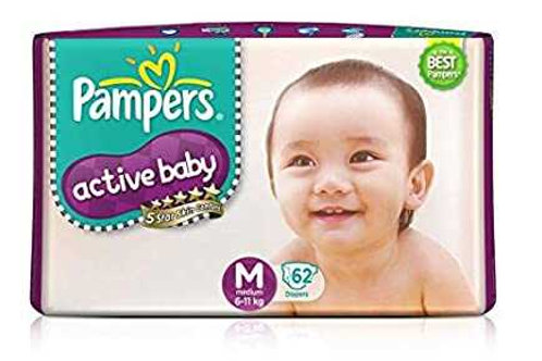 Pampers Active Baby M