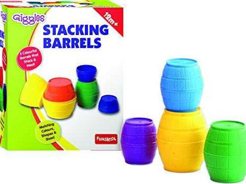 Stacking Barrel