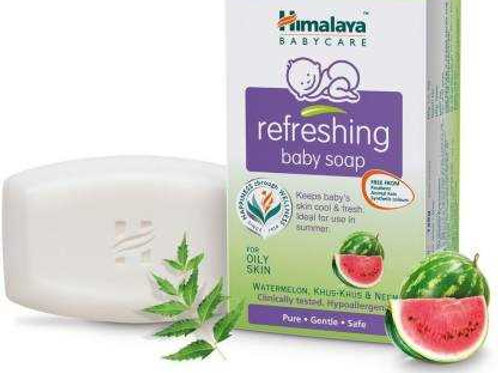 Baby Soap Refreshing 125G