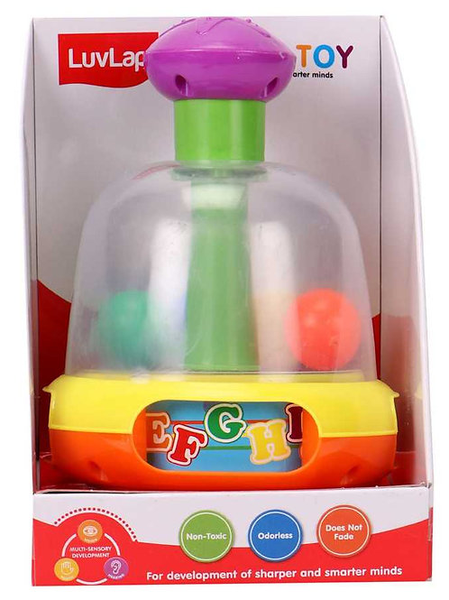 Push&Spin Colour Ball