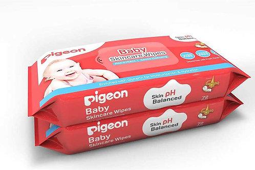 Pigeon Skincare 72Pcs
