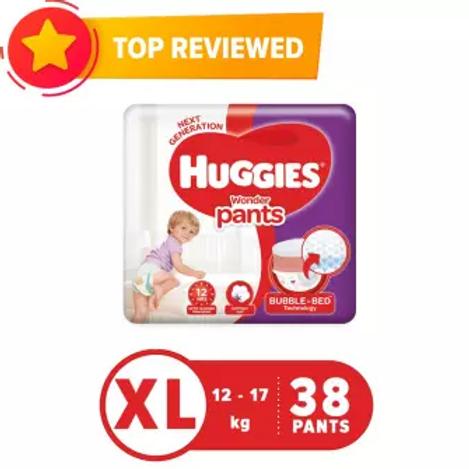 Huggies Wp Xl38