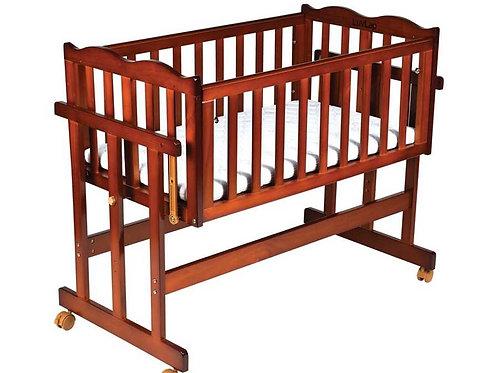 Luvlap Wooden Cot Credle