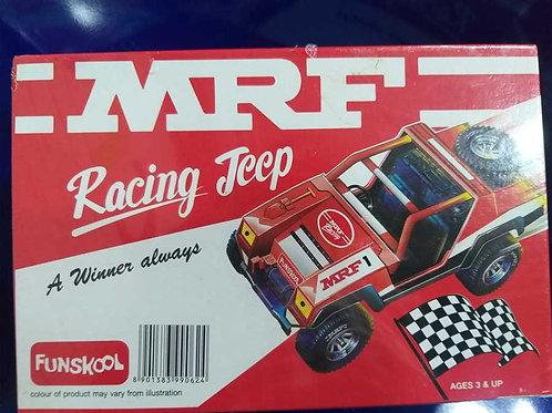Mrf Racing Jeep