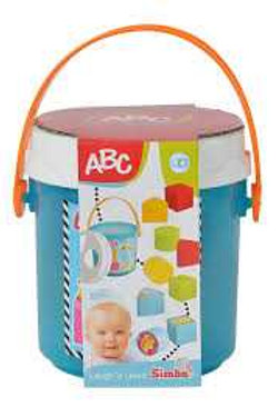 Colour Full Sorting Bucket