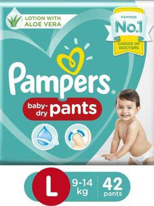 Pampers Pants L42