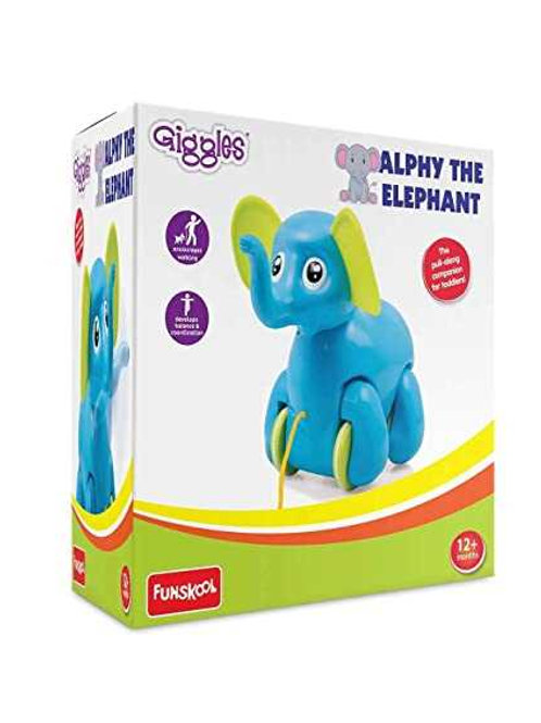 Alphy The Elephant