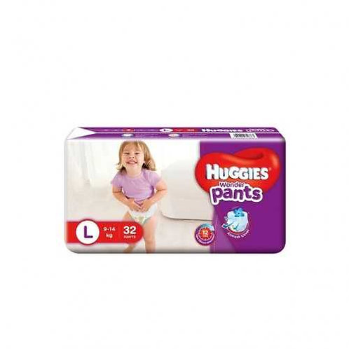 Huggies Wonder Pants L32