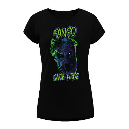 ONCE TIROS REMERA FANGO DIMENSION DAMA