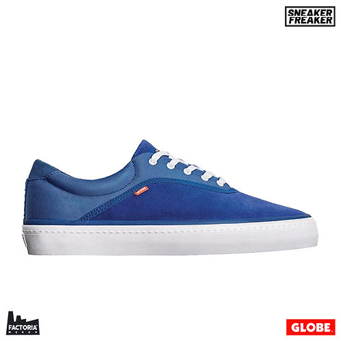 GLOBE SNEAKER - SPROUT  (BLUE)