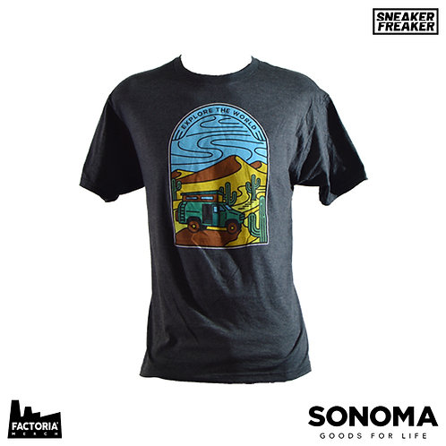 SONOMA T-SHIRT OFFICIAL LICENSE
